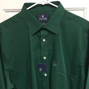 Stafford men's button down dress shirt